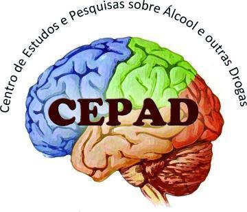 Logotipo do Centro de Estudos e Pesquisas sobre Álcool e outras Drogas